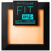 Maybelline New York Fit Me! Matte + Poreless Puder Nr. 250 Sun Beige 9 g