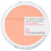 Maybelline New York Super Stay Full Coverage 16H Powder Foundation Nr. 20 Cameo 9 g