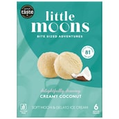 Little Moons Mochi Eiscream Kokosnuss 6 Stück