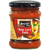 Exotic Food Curry Paste rot 220 g
