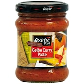 Exotic Food Curry Paste gelb 200 g