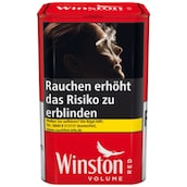 Winston Volume Tobacco Red 105 g