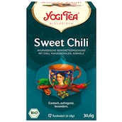 Yogi Tea Bio Sweet Chili 17 Teebeutel