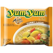 Yum Yum Instant Nudel Suppe Curry 60 g