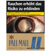 Pall Mall Authentic Blue XXL 26 Stück