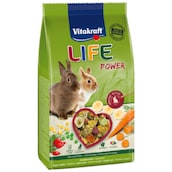 Vitakraft Life Power - Zwergkaninchen 600 g