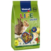 Vitakraft Life Dream - Zwergkaninchen 600 g