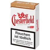 Chesterfield Red King Size Filter Cigarillos 17 Stück