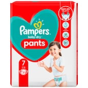 Pampers Baby Dry Extra Large Pants Gr.7 17+kg 21 Stück