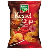 funny-frisch Kessel Chips Sweet Chili & Red Pepper 120 g