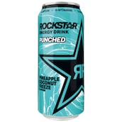 ROCKSTAR Energy Drink Punched Pineapple Coconut Freeze 0,5 l