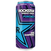 ROCKSTAR Energy Drink Punched Sour Raspberry 0,5 l