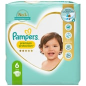 Pampers Premium Protection Extra Large Pants Gr. 6 13-18 kg 23 Stück