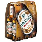 Clausthaler Extra Herb 6 x 0,33 l