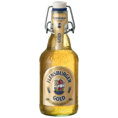 FLENSBURGER Gold 0,33 l