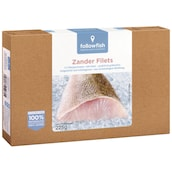 followfish Zander Filets 225 g