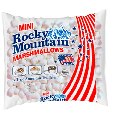 Rocky Mountain Mini Marshmallows 150 g