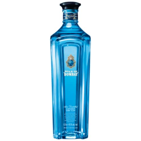 BOMBAY SAPPHIRE Star of Bombay London Dry Gin 47,5 % vol. 0,7 l