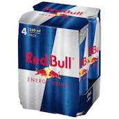 Red Bull Energy Drink 4 Stück