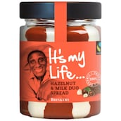 BRINKERS It's my Life Hazelnut & Milk Duo Spread 270 g