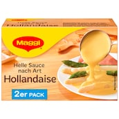 Maggi Helle Sauce nach Art Hollandaise 2 x 250ml