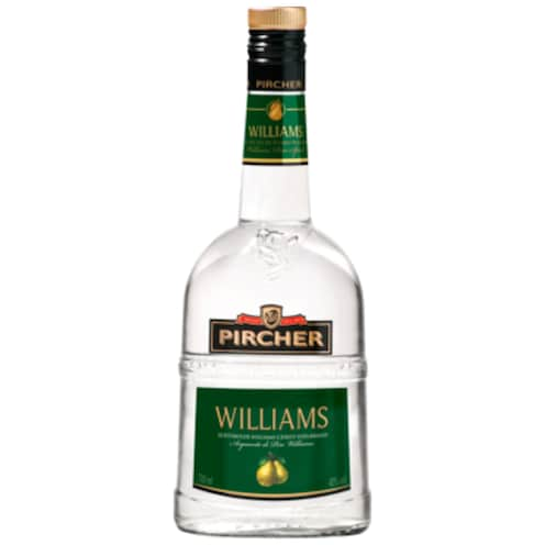 Pircher Williams Christbirnen Edelbrand 40 % vol. 0,7 l