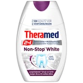 Theramed 2in1 Non-Stop White 75 ml