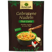 Alnatura Gebratene Nudeln Thai-Curry 125 g