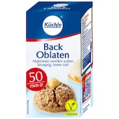 Küchle Back Oblaten 37 g