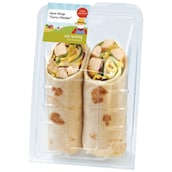 city farming Farm Wrap Curry Chicken 200 g