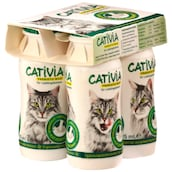 Cativia Prebiotic Milk 4 x 95 ml