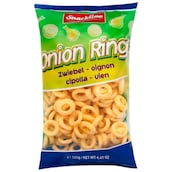 Snackline Onion Rings 125 g
