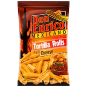 Don Enrico Tortilla Rolls 125 g