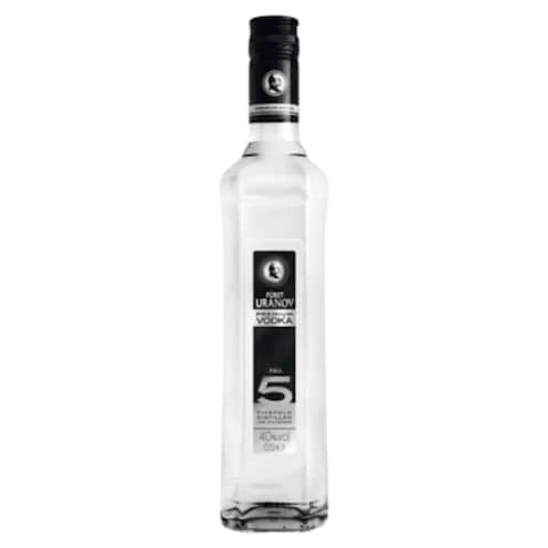 FÜRST URANOV Wodka 40% vol. 0,5 l