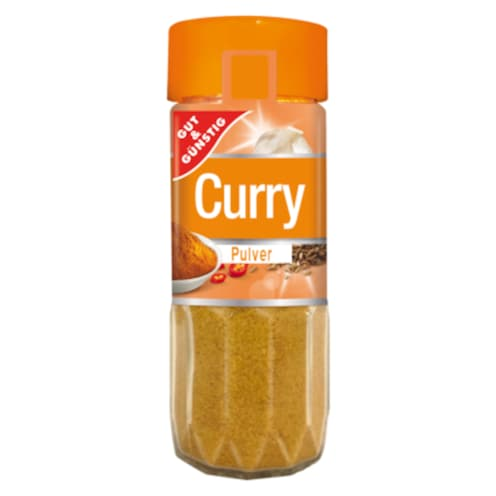 GUT&GÜNSTIG Curry 45 g