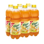 GUT&GÜNSTIG Vitamindrink ACE Orange, Karotte, Zitrone 6 x 0,5 l
