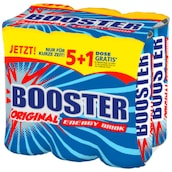 Booster Energy Drink 5 + 1 x 330 ml