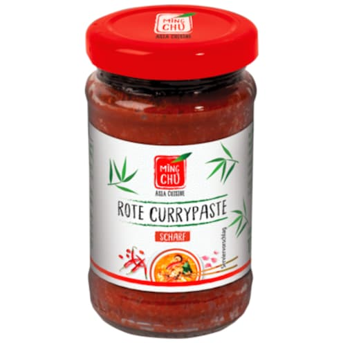 Ming Chu Rote Currypaste 114 g