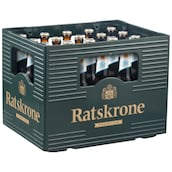 RATSKRONE Ratskrone hell 20x0,5 l