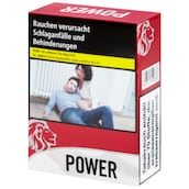 POWER Red Big Pack Zigaretten 24 Stück