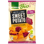EDEKA Bio Sweet Potato Chips 100 g