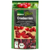 EDEKA Bio Cranberries 175 g