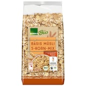 EDEKA Bio Basis Müsli 5-Korn Mix 750 g