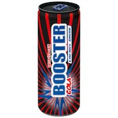 Booster Cola Energy Drink 330 ml